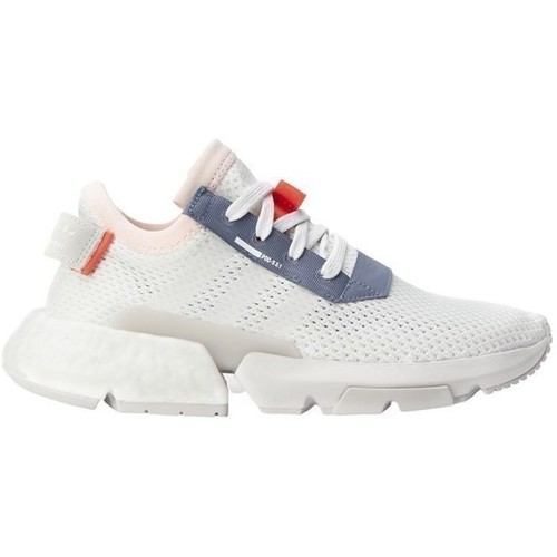 Shoes Children Low top trainers adidas Originals Pod S3 1 Junior White