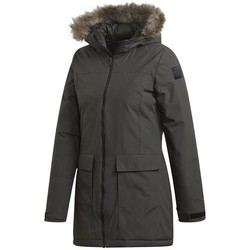 Clothing Women Parkas adidas Originals W Xploric Parka Grey