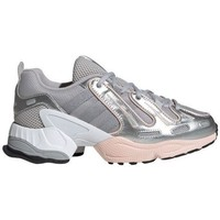 Shoes Women Low top trainers adidas Originals Supercourt Silver
