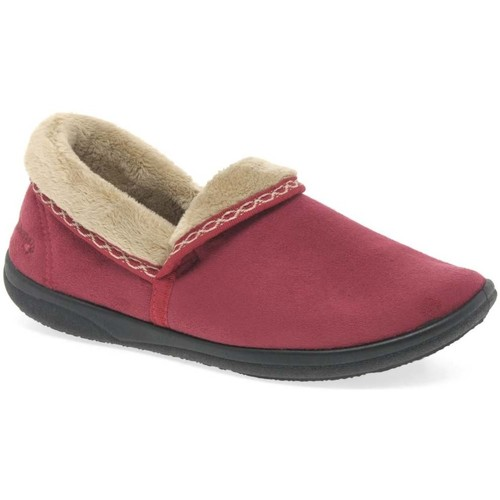 Shoes Women Slippers Padders Mellow Womens Slippers red