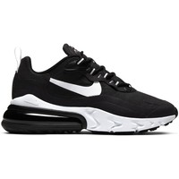 Shoes Women Low top trainers Nike W Air Max 270 React Black