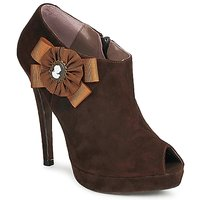 Shoes Women Shoe boots Fericelli ASSETE Brown