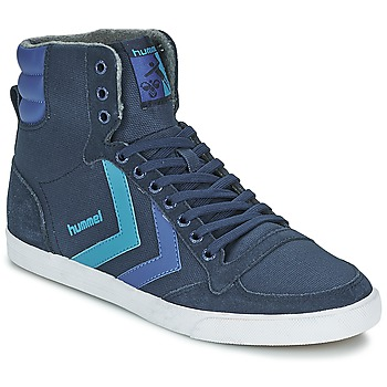 Hi top trainers Hummel TEN STAR WAXED CANVAS HI