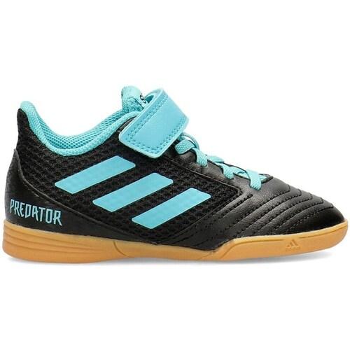 Shoes Children Derby Shoes & Brogues adidas Originals Predator Tango 194 HL IN Black