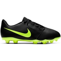 Shoes Children Football shoes Nike JR Phantom Venom Club FG Black