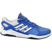 Shoes Men Derby Shoes & Brogues adidas Originals Duramo 8 Trainer M White, Blue