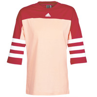 Clothing Women short-sleeved t-shirts adidas Performance W SID JERSEY Red