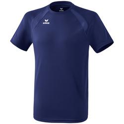 Clothing Children Short-sleeved t-shirts Erima T-shirt enfant  Performance bleu
