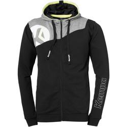 Clothing Men Track tops Kempa Veste à capuche  Core 2.0 noir