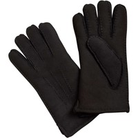 Clothes accessories Men Gloves Woolovers Sheepskin Gloves Black