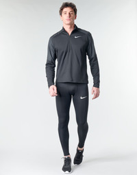 Clothing Men leggings Nike M NP TGHT Black / White