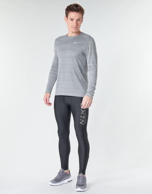 Clothing Men leggings Nike M NK RUN MOBILITY TIGH GX FF Black