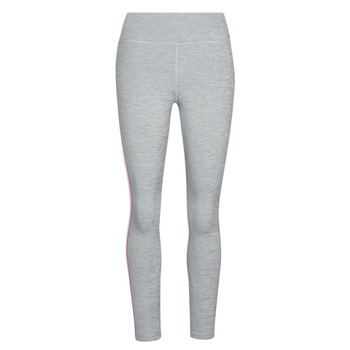 Clothing Women Leggings Nike W NIKE ONE TGHT CROP NOVELTY Grey / Pink / Black