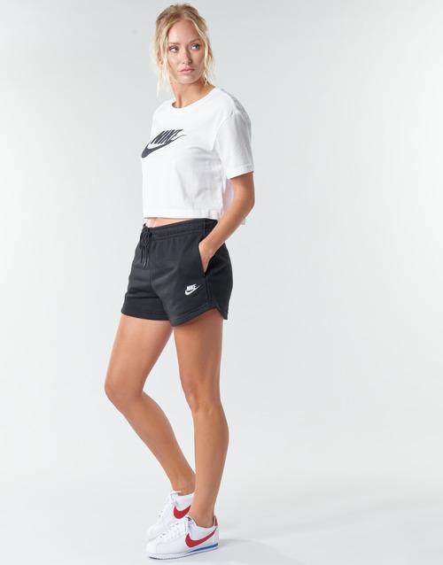 Nike W NSW TEE ESSNTL CRP ICN FTR