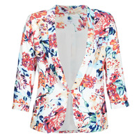 Clothing Women Jackets / Blazers Betty London MIRKA Multicolour
