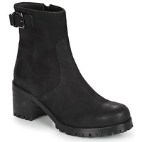 Shoes Women Ankle boots Sweet Lemon INDIRA Black