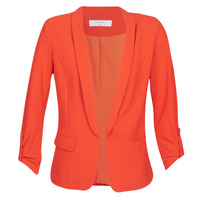 Clothing Women Jackets / Blazers Betty London MILAVO Red