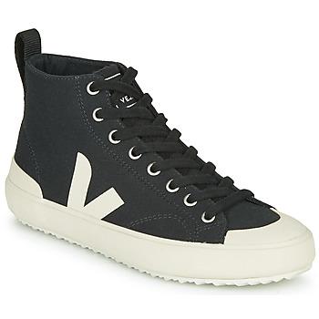 Shoes Hi top trainers Veja NOVA HT Black