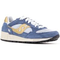Shoes Men Low top trainers Saucony Shadow 5000 Vintage Blue,Golden,Light blue
