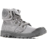 Shoes Men Hi top trainers Palladium Baggy Titanium High Rise Grey
