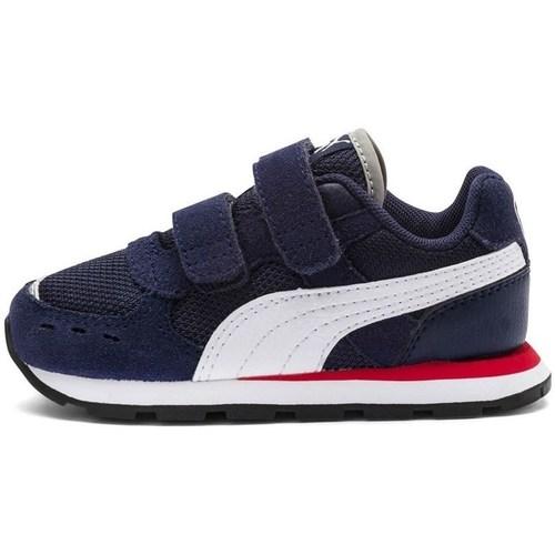 Shoes Children Low top trainers Puma Vista V Inf