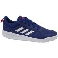 Shoes Children Low top trainers adidas Originals Tensaur K Navy blue