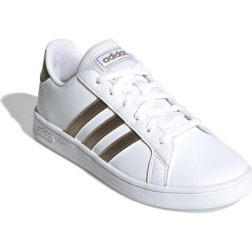 Shoes Children Low top trainers adidas Originals Grand Court