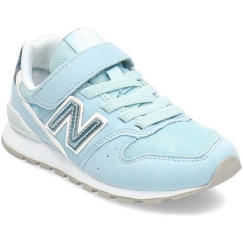 Shoes Children Low top trainers New Balance 996 Light blue