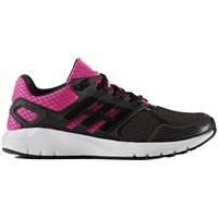 Shoes Women Fitness / Training adidas Originals Duramo 8 W White,Black,Pink