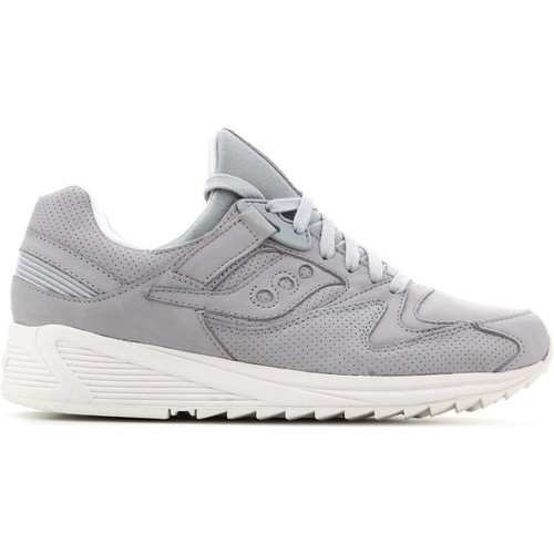 Shoes Men Low top trainers Saucony Grid 8500 HT Grey