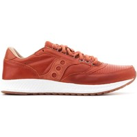 Shoes Men Low top trainers Saucony Freedom Runner Brown