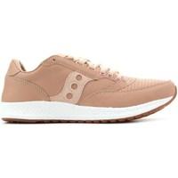 Shoes Men Low top trainers Saucony Freedom Runner Beige