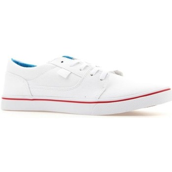 Shoes Women Low top trainers DC Shoes Tonik TX White