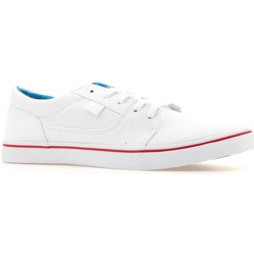 Shoes Women Low top trainers DC Shoes Tonik TX White