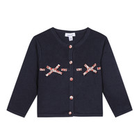 Clothing Girl Jackets / Cardigans Absorba NOLI Marine