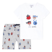 Clothing Boy Sets & Outfits Absorba CLEM Grey