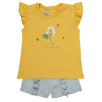 Clothing Girl Sets & Outfits Absorba CLEMENCE Blue