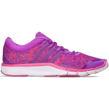 Shoes Women Low top trainers adidas Originals Adipure 3602 W White, Pink, Violet