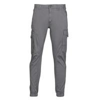 Clothing Men Cargo trousers Jack & Jones JJIPAUL Grey