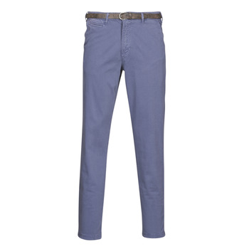 Clothing Men Chinos Jack & Jones JJIROY Blue