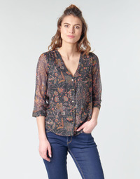 Clothing Women Tops / Blouses Vero Moda VMGLAMMY Marine