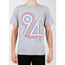 Clothing Men Short-sleeved t-shirts DC Shoes DC SEDYZT03763-KNFH grey