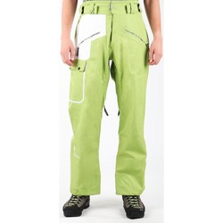 Clothing Men Trousers Salomon Sideways Pant M L1019630036 green