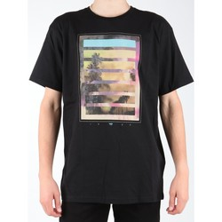 Clothing Men Short-sleeved t-shirts Quiksilver EQYZT00013-KVJ0 black