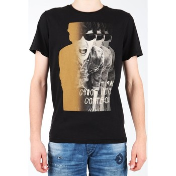 Clothing Men Short-sleeved t-shirts Lee Photo Tee Black L60BAI01 black