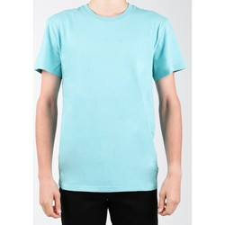 Clothing Men Short-sleeved t-shirts DC Shoes DC SEDYKT03376-BHA0 blue