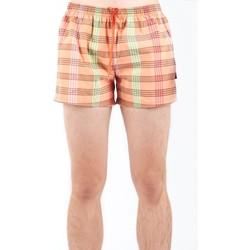 Clothing Men Shorts / Bermudas Zagano 1223-99 orange
