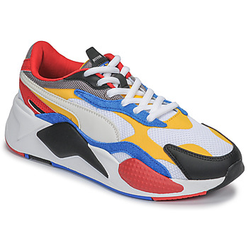 Shoes Low top trainers Puma RS-X3 Multicoloured