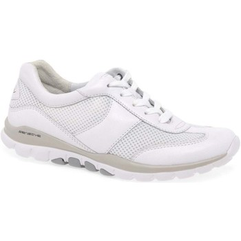 Shoes Women Fitness / Training Gabor Helen Womens Sports Trainers white