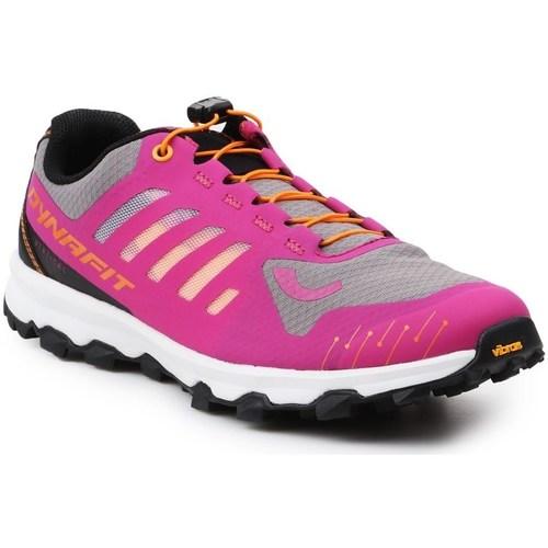 Shoes Women Derby Shoes & Brogues Dynafit WS Feline Vertical Pink